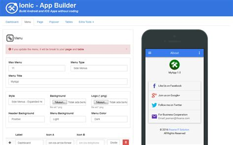 Ionic App Resume Event Resume Builder App Screenshot 5 Free Resume Makers
