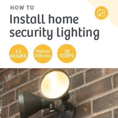25 best ideas about outdoor security lights on