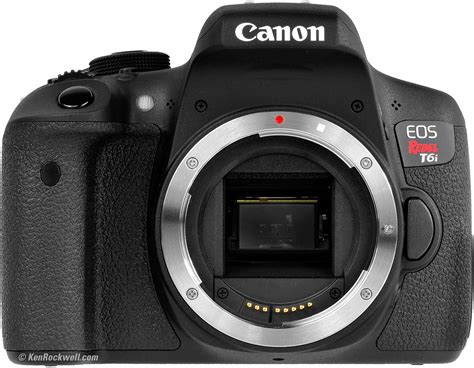 Canon T6i Eos 750d Review