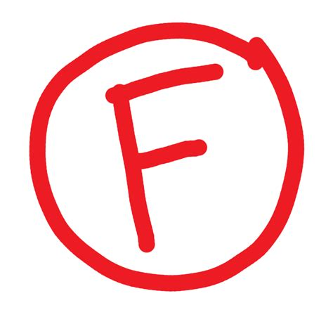 I Got An F Grade In Mba Program by Lcv S Year One Report Card Gets An F League Of