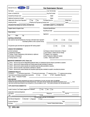 part warrant template 2006 2018 form cfg 1001 fill printable fillable