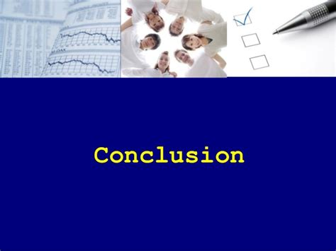concluding section report writing conclusions recommendations sections