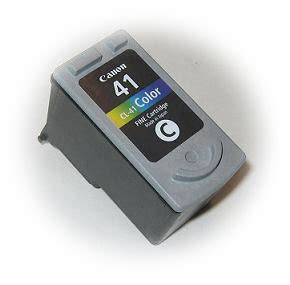 Cartridge Canon 41 Color refill for the canon cl 41 color ink cartridge