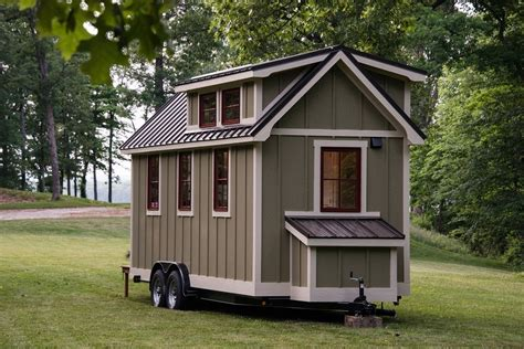 timbercraft 37 tiny house on wheels for sale al tiny houses 3 of the cutest homes for sale in alabama