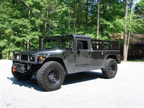 hummer 2 door 1993 am general m1038 humvee h1 2 door soft top for sale