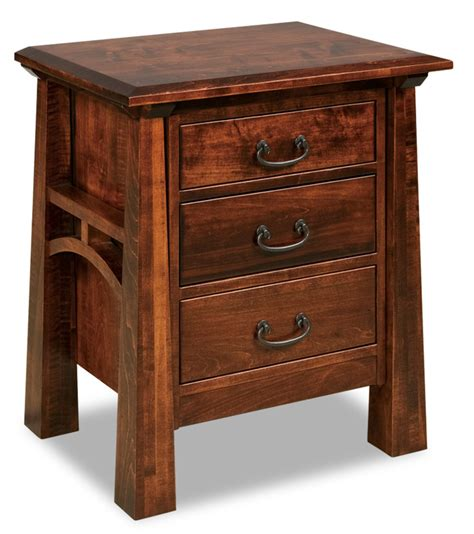 Amish Nightstands by Nightstands Amish Traditions