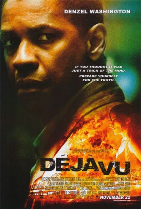 Defending Deja Vu by N More Denzel Washington