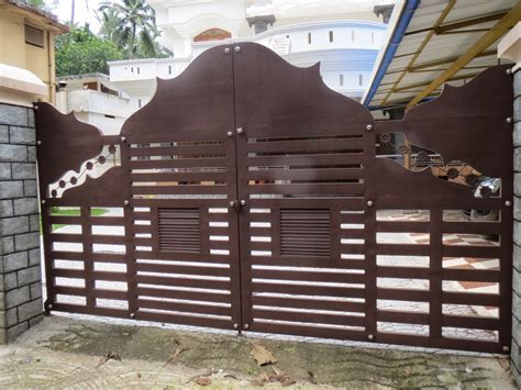 kerala home gates design colour kerala gate designs house gates in kerala india