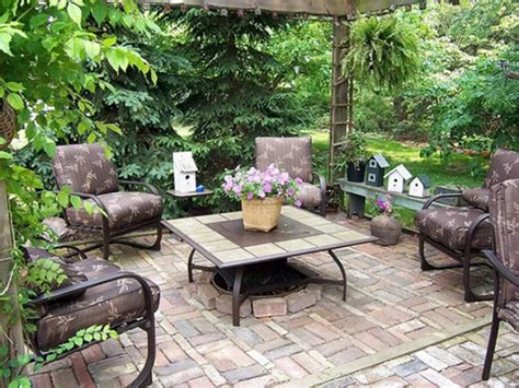 Patio Table Ideas Bloombety Outdoor Patio Ideas With Table Decoration