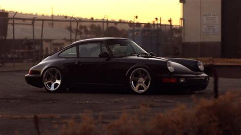 Porsche Works by Porsche 964 Stanceworks Crankandpiston