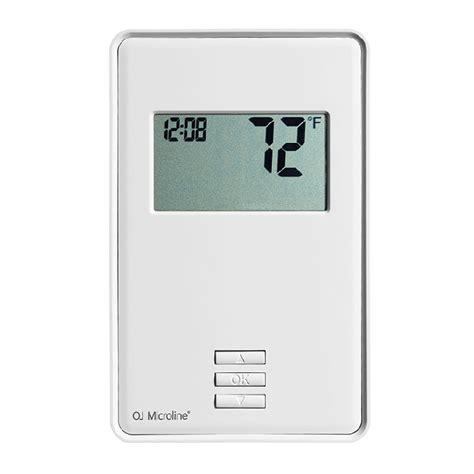 thermosoft utn4 4999 thermostat