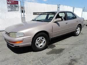 1993 Toyota Camry 1993 Toyota Camry