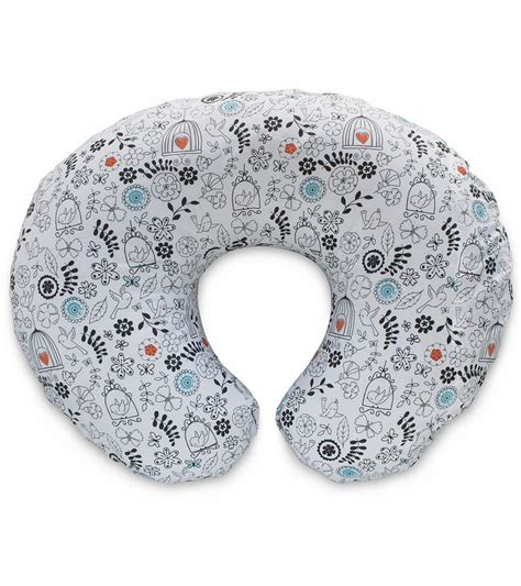 boppy slipcovered pillow boppy nursing pillow with slipcover doodles
