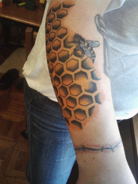 honey tattoo pin by jason graham on bee ideas