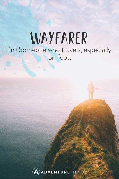 unusual travel words  beautiful meanings beautiful