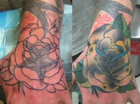rose tattoo on wrist cover up wrist rose cover up tattoo ideas pictures fashion gallery