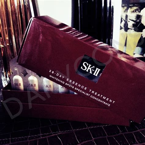 Sk Ii Whitening Spots Specialist Concentrate sk ii whitening spots specialist concentrate 科研重點淨斑方案