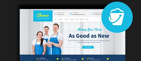 themes wordpress clean 20 best cleaning company wordpress themes 2017 updated