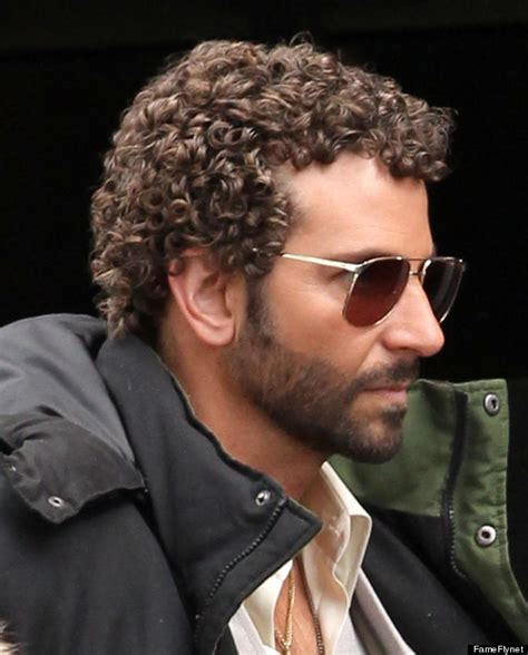 loose curl perm for black men bradley cooper s curly hair permed like a boss the