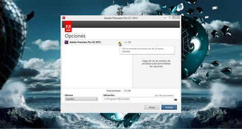 adobe premiere pro windows 8 1 nuevo adobe premiere pro cc 2015 version 2015 0