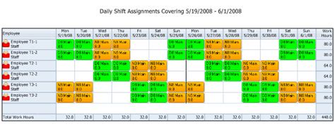 3 Crew 12 Hour Shift Schedule Planner Template Free 2 Shift Schedule Template
