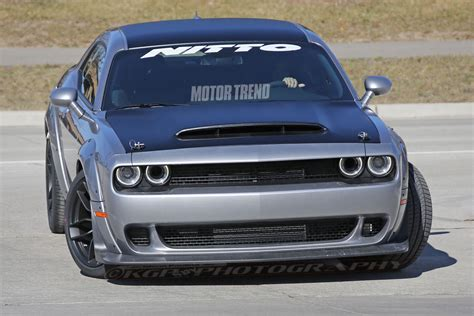spied is this the 2018 dodge challenger srt