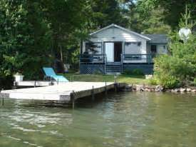 cleary lake paddle boat rental cottage link ontario cottage rental on30421