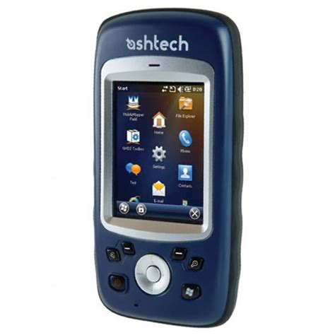Alat Geo Electromagnetic Satellite Scan ashtech mobilemapper 10 data collector with survey pro