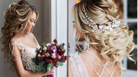 bridal hairstyles tutorials compilation bridal updo hairstyles 2018