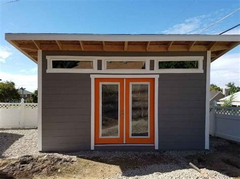 lean  shed utah wrights shed
