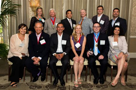 wilson associates point  excellence awards luncheons