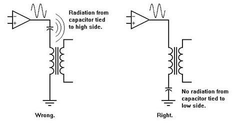 capacitor across output transformer primary transformer primary winding capacitor dunn consultant ambertec p e p c ieee