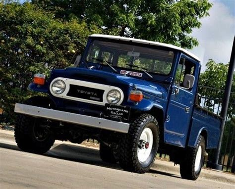 1979 Toyota 4x4 For Sale Find Used 1979 Toyota Land Cruiser 4x4 In Carrollton