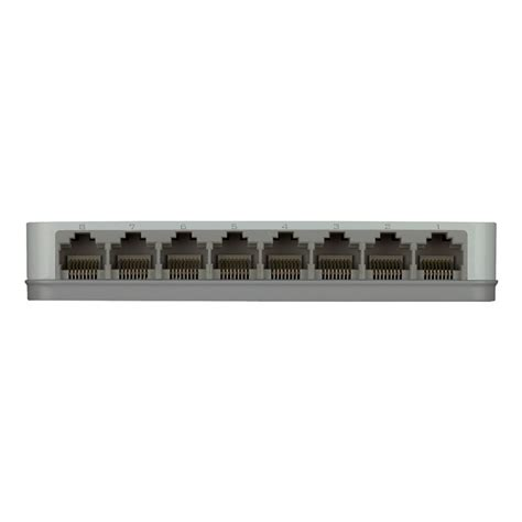 D Link Fast Ethernet Switch 8 Port Des 1008c Promo d link fast ethernet switch 8 port des 1008c white
