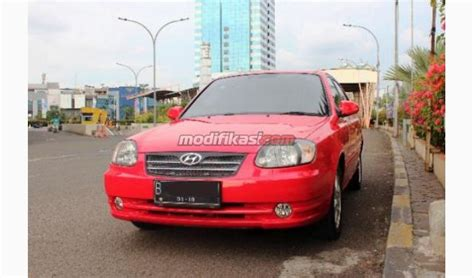 Power Steering Hyundai Avega 2010 hyundai avega gx at merah