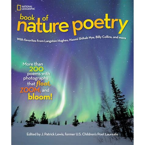 of nature a novel books national geographic book of nature poetry national