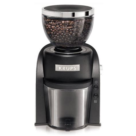 Krupp Coffee Grinder Krups Conical Burr Grinder Cutlery And More