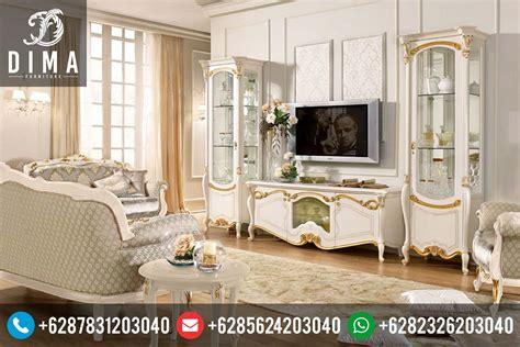 Kursi Tamu Sofa Jati Furniture Lemari Bufet Nakas Rak Meja bufet tv lemari hias minimalis klasik mewah terbaru murah df 0050 dima furniture jepara