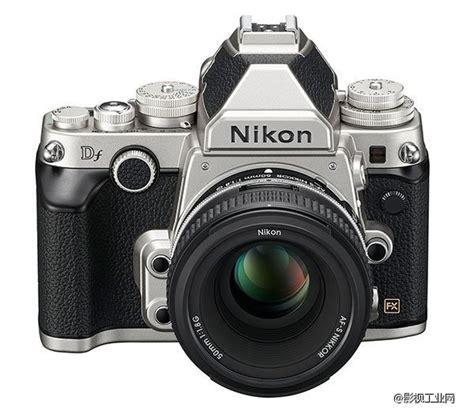 Kamera Nikon Fm3a 尼康推出新的全画幅数码单反相机 尼康df 复古造型 手动拨盘 移除了视频功能 影视工业网