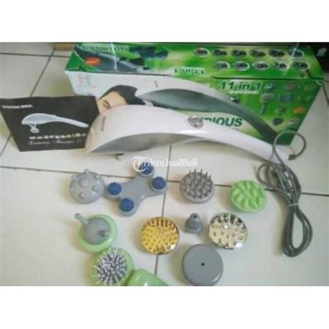 Alat Pijat 8 In 1 alat pijat refleksi tubuh luxurious massager 11 in 1 like blueidea murah jakarta dijual
