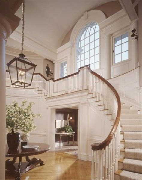 elegant staircases elegant staircase in this entry entryways foyers