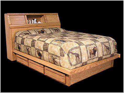 silver eagle oak contemporary bedroom furniture
