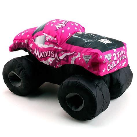 monster jam puff trucks madusa puff truck