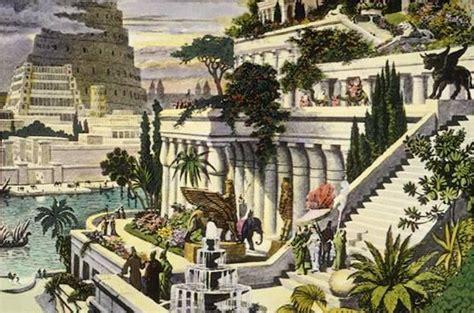 giardini pensili di babilonia foto i giardini pensili di babilonia sette meraviglie