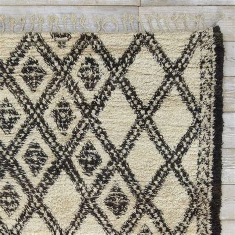 West Elm Moroccan Rug by Found Moroccan Berber Rug Bolded Diamonds West Elm