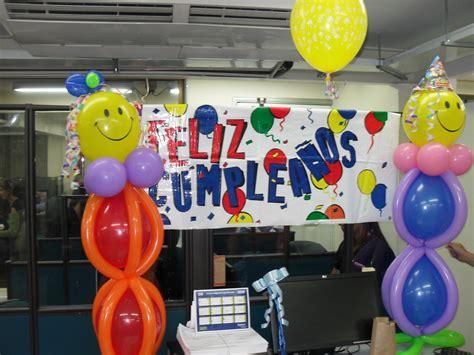 como decorar una oficina de cumplea 241 os imagui
