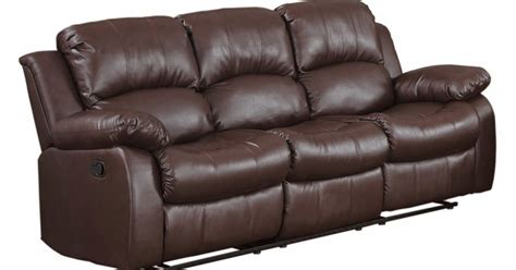 The Best Reclining Sofas Ratings Reviews Cheap Faux Cheap Sectional Sofas With Recliners