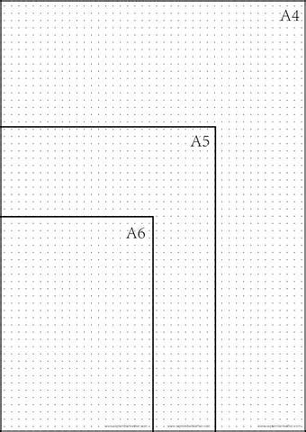 printable bullet journal paper free printable dot grid paper for bullet journal