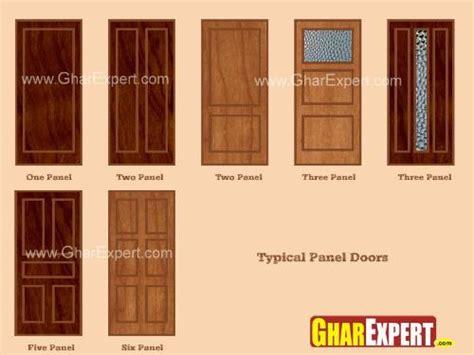 different types of doors panel door advantages and disadvantages of panel doors