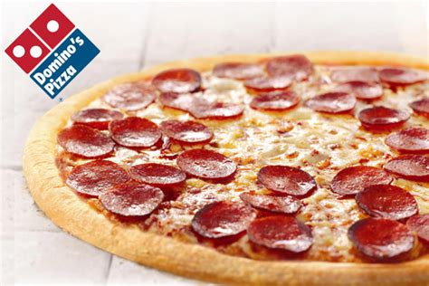 domino pizza large wowcher deal dominos a medium 163 1 or large 163 3 pizza